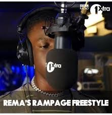 Download Music Mp3:- Rema – Rampage (Freestyle)