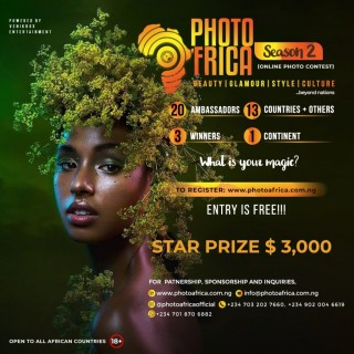 Hello Africa!!! Are you interested in representing your country in showcasing your self beauty, style and culture? Are you an individual stepping in to become famous?