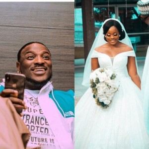 """There has been serious speculation of a romantic relationship between Cee-C and DMW singer, Peruzzi; we can now confirm that the speculation is indeed true as the singer releases screenshot of a cosy facetime with Cee-C and goes ahead to caption it as """"my peace"""". Many fans of both the singer and reality TV star quickly reacted to the news of them dating and most of them were of approving tone."""