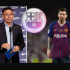Barcelona president Josep Maria Bartomeu has revealed Lionel Messi could still be with the Spanish giants for five more seasons despite speculations he might leave the club in the summer.