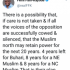 IgbereTV reports that former Aviation Minister, Femi Fani Kayode has said that the Northern Muslim plans to retain power for the next 20 years. notHe made this known on Twitter. He wrote:There possibility that, if care is not taken & if all the voices of the opposition are successfully cowed & silenced, that the Muslim north may retain power for the next 20 years. 4 years left for Buhari, 8 years for a NE Muslim & 8 years for a NC Muslim.That is their plan.