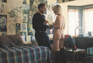 """Not only that we can watch Addison Timlin in a new movie, """"Submission"""" and admire her beauty, we also get to see her steamy sex scenes and listen to those moans and sighs while she is experiencing intense pleasure."""