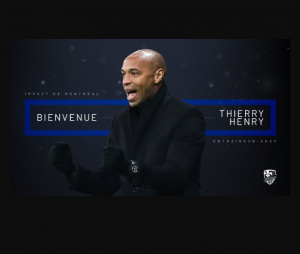 Arsenal legend, Theirry Henry has been confirmed as the new manager of MLS side Montreal Impact after he signed a two-year deal with the American football club.