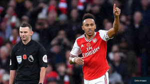 Arsenal manager Unai Emery has cited Pierre-Emerick Aubameyang's experience and the respect he has in the dressing room as the reasons for making him the new captain.