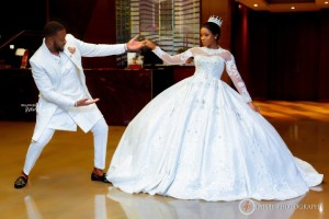 BBNaija reality stars, Bam Bam and Teddy A tied knots on the 16th November, in Dubai.  The event was graced by almost all Nigerian celebrities, including the Big Brother Naija reality stars both 2018 and 2019 housemates.