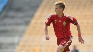 Barcelona are being linked with a lot of players these days, but one of them is particularly catching the eye. Dani Olmo plays for Dinamo Zagre