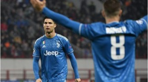 Ronaldo will now hope to lead Juventus to victory when they take on Atalanta in the Serie A fixture on Saturday. Juventus forward, Cristiano Ronaldo has revealed that manager, Maurizio Sarri substituted him in his side's last two games against AC Milan and Lokom