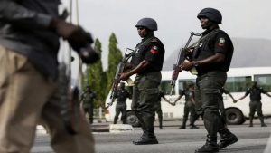A divisional police officer (DPO) in charge of Mubi north, Ahijo Mujeli, has been kidnapped.  Spokesperson of the state police command, Suleiman Yahaya, who confirmed this to newsmen, said Myjeli was abducted along Mubi-Maraba road on Tuesday night.