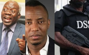 Femi Falana, the lead counsel of #RevolutionNow Convener Omoyele Sowore has once again called out the Department of State Service (DSS) over the continous detention of his client.
