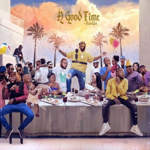 Download Full Music Album Mp3:- Davido - A Good Time (All Tracks Here)