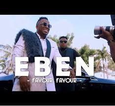 Download Gospel Music Mp3:- Eben – Favour Favour