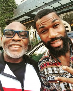 Fans have been thrilled as it has been revealed that BBNaija star is about to make his Nollywood debut.