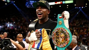Floyd Mayweather's Net Worth 2019, Is At Least $560million   Floyd Mayweather, Jr. planning to stay in retirement or not, the boxer has had an extraordinary career. Mayweather is one of the most successful, best paid and controversial athletes of all time.