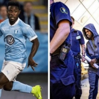 Ghanaian footballer, Kingsley Sarfo to be released from Swedish Prison on Fridayafter serving more than a year in jail due to rape allegations. The 24-year-oldMalmo midfielderhas been behind bars sinc