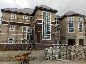 The current look of the Salvation Hostel being built for Ignatius Ajuru University of Education Rivers state, by the philanthropist Man of God, Pastor David Ibiyiomie…  God bless Pst. Ibiyiomie!  The Vice Chancellor, Prof. Ozo-mekuri Ndimele has attracted unpredictable development to the University.