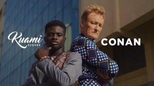 Watch And Download Music Video:- Kuami Eugene Ft Conan O'Brien – For Love