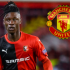 Manchester United are interested in signing Eduardo Camavinga from Rennes, according to Mirror who quote 'reports from France' as the source. Camavinga, who turned 17 on Su