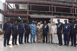 The Chairman of Innoson Vehicle Manufacturing, Chief Ifediaso Chukwuma invited the Minister of Interior and Federal Fire Service to their Nnewi Plant yesterday, November 22.