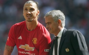 Jose Mourinho is considering hijacking AC Milan's attempts to re-sign Zlatan Ibrahimovic and bring him to Tottenham Hotspur. The 38-year-old striker is available on a free transfer in the new year following the completion of his two-year spell at LA Galaxy.
