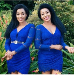 Popular Nollywood identical twin actresses, Treasure and Tracy Daniels loses their father to the cold of sudden death. They took to their official Instagram page to share the sad news with caption;  Somebody please pray for us, We just lost our father
