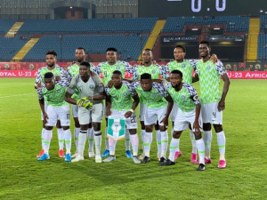 Olympics Eagles face South Africa U23 with a semifinal at stake at the2019 Africa Cup of Nations at Al-Salam Stadium in Egypt on Friday night.  Imama Amapakabo's men started their campaign on a