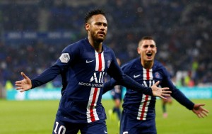 """Paris Saint-Germain forward Neymar was seen listening to Burna Boy's song from the Outside Album which was released on January 26, 2018, through Spaceship Entertainment. The 27-year-old world most expensive signing is currently out after he suffered a thigh injury just 12 minutes into Brazil 1-1 scored draw with Nigeria in Singapore last month has not played since then for the Ligue 1 Champions but former Barcelona man has another two weeks on the sidelines Neymar has not dampened the spirit of the as he was seen listening to """"Ye"""" while lifting weights in the gym as he prepared to back in action in time to face Real Madrid at the Estadio Santiago Bernabeu on November 26 in the Champions League after miss two Champions League games with Club Brugge and Ligue 1 matches with Nice, Marseille, Dijon and Brest. Neymar sat out the start of the season due to ankle injury picked up in June and transfer saga to end but returned to the team in September, scoring four goals in five Ligue 1 appearances."""