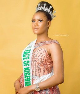 Not Every dream requires sleep. Hard work is one of the best ways to accomplish your dreams says the new FACE OF NIGERIA 2019/20 QUEEN PRECIOUS DANIEL, a 23 year old political science graduate of the institute of business technology.