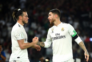 Real Madrid captain Sergio Ramos has hit back at his fellow club teammate Gareth Bale as his future remains uncertain at the Santiago Bernabeu. Ramos is of the view that only time will solve the future of the form