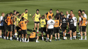 Real Madrid Release Squad For Madrid Derby