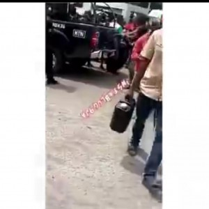 Robbers Attack A Bank In Ikoyi, Lagos. 2 Feared Killed      A policeman and a bike man were today killed during a robbery operation at a bank around #Falomo roundabout, #Awolowo road, #Ikoyi, #LagosState.  It was gathered that the robbers came and escaped on a bike. The pol