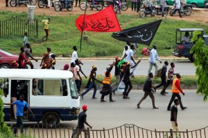 An alleged clash between the police and some members ofSheikh Zakzaky-led Shi'ites group, the Islamic Movement in Nigeria (IMN) which reportedly occurred in thelate hours of today November 14, at theCentral Market area of Kaduna metropolis allegedly left one dead.