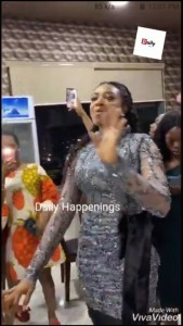 The Nigerian Singer , Simi has surprised one of her beautiful lady fans on her birthday, she came in unexpected and left the guest and celebrant stunned.