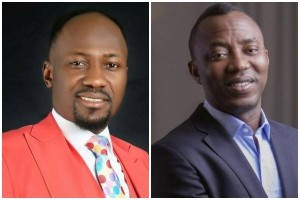 Activist and publisher of Sahara Reporters, Omoyele Sowore who has been detained by the federal government on account of his bouched Revolution Now protest, has rejected the offer made by President of Omega Fire Ministries Worldwide, Apostle Johnson Suleman, to stand as surety.