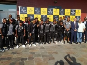 The Squirrels Of Benin arrive Nigeria today ahead of the AFCON 2021 qualifier game with Super Eagles of Nigeria in Uyo.