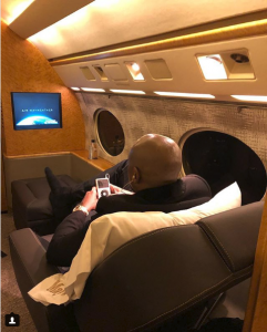 Towbin Motorcars in Las Vegas has come forward and said that Mayweather probably has purchased over 100 cars over the last 20 years.   That list includes 16 Rolls Royce, numerous Buggattis, Ferraris and more.  And in typical fashion, Floyd likes to pay in cash.