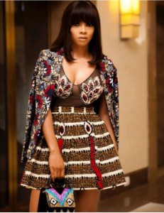 Toke Makinwa has got people talking on social media after she revealed she is looking for a momentary romance partner.