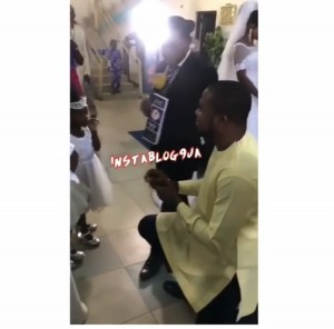 I'm not aware of the relationship, pastor says, as he disrupts his member's marriage proposal Pastor stops man from proposing to his daughter inside his church, says he isn't aware of the relationship.