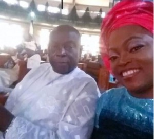 Fellow celebrities and fans have mourned the death of popular actress, Funke Akindele's father. Celebrities and fans of the Nollywood actress and producer, Funke Akindele-Bello, have taken to social media to mourn the loss of the actress' father.