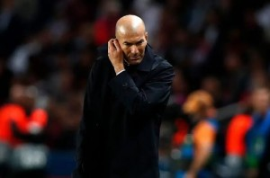 Real Madrid defeated Liverpool 3-1 when both sides clashed in the 2018 Champions League final. Real Madrid manager, Zinedine Zidane has disclosed that his side will knock Liverpool out from this season's UEFA Champions League if both sides are to face each other in the last 16.