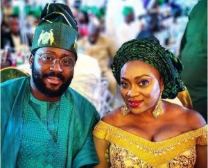 "Desmond Elliot And Wife, Victoria Celebrate 16th Wedding Anniversary Shared with Caption … ""My Babamai..16 years and still counting, thanks for being my friend . love you always . Happy wedding anniversary to us."""