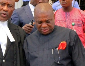Properties worth millions of naira belonging to a former Abia state governor has been seized by the EFCC.