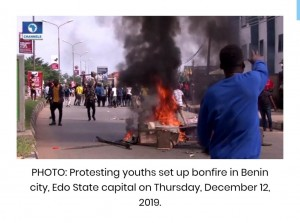 Edo State government on Friday announced that a ban has been placed on all political rallies and demonstration in the state.