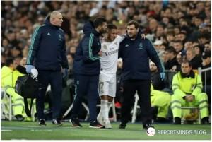 Eden Hazard has been ruled out of the first El Clasico of the season with his leg injury much worse than initially feared. It was first reported that the Belgian – w