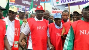 The labour unions alleged that the state government had deliberately refused to set up a negotiation committee.