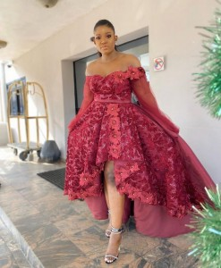 BBNaija's Diane Slays In Bra-Less Outfit As shared on instagram by Diane…
