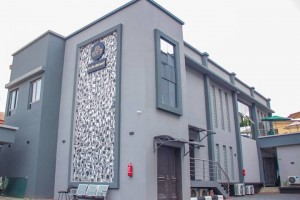 Mercy Johnson's husband, Prince Odi Okojie is now a proud owner of a new hotel in Lagos. He calls it Henod Luxury Hotels and it's located at No. 12/14 Akinola Street Off Ahmed Mohammed Street, Pipeline, Abule Egba, Lagos.
