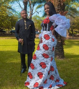 Beautiful actress, Chizzy Alichi has officially married her sweetheart Chike Ugochukwu in a traditional way.  The event took place on Saturday December 7, 2019.