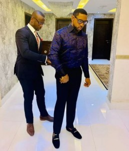 Senior Pastor of COZA, Pastor Biodun Fatoyinbo, has revealed a secret act he engages before mounting the pulpit each time he is about to deliver a sermon.