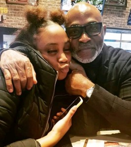 Veteran Nigerian actor, RMD has shared adorable photos of his daughter who looks so much like him. Proud father and actor, Richard Mofe Damijo has taken to his Instagram to show off photos of his lookalike daughter while pointing out the resemblance.