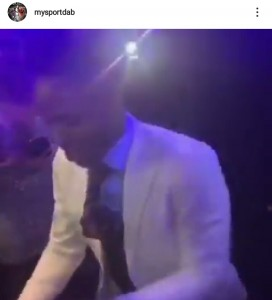 A video has gone viral on social media showing Manchester City stars Riyad Mahrez and Raheem Sterling partying hard, MySportDab reports.